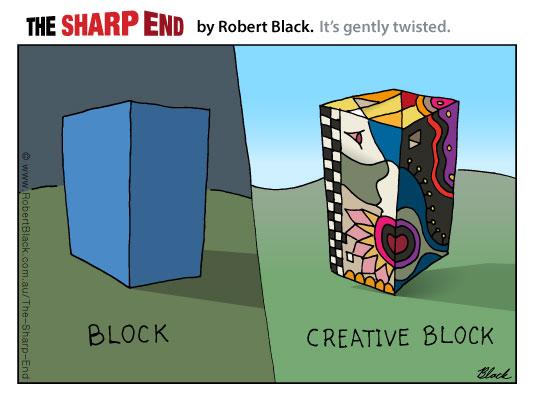 Block | Creative Block