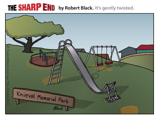 Knievel Memorial Park
